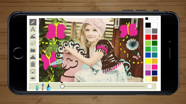 Write and draw in photos - Premium screenshot-4