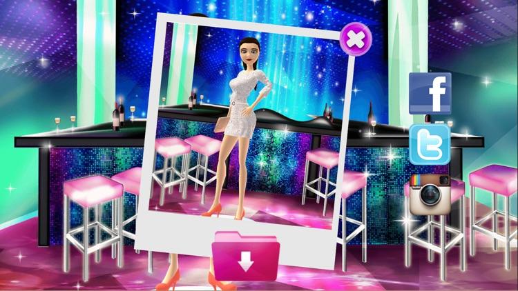 Fashion Icon Dressing Up Game: Fantasy Dress Up & Makeover Salon Games for Girls screenshot-4