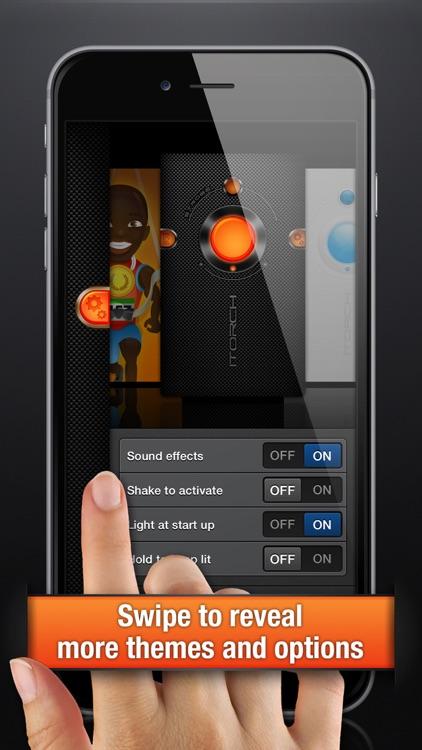 iTorch Pro Flashlight screenshot-4