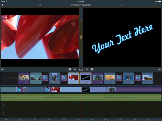 Screenshot #4 for Pinnacle Studio Pro