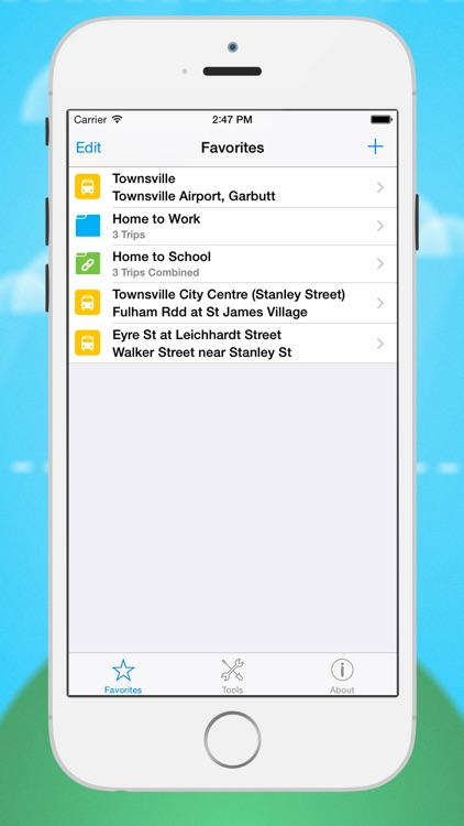 Go Townsville - The ultimate public transport companion