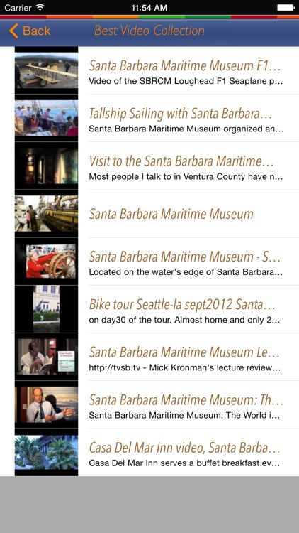 Santa Barbara Tour Guide: Best Offline Maps with StreetView and Emergency Help Info screenshot-3