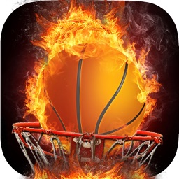 Basketball Slam Dunk - Through The Hoop