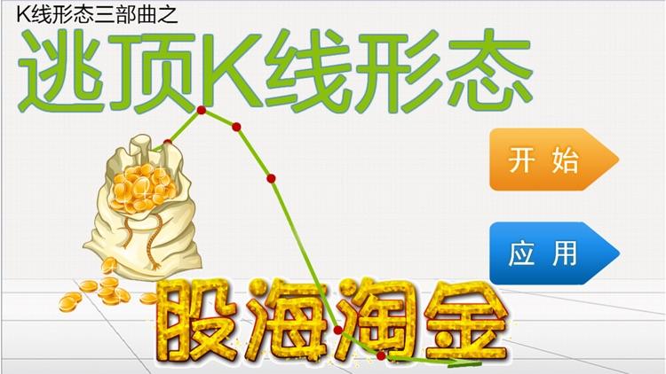 麻辣股市 逃顶K线形态 screenshot-3