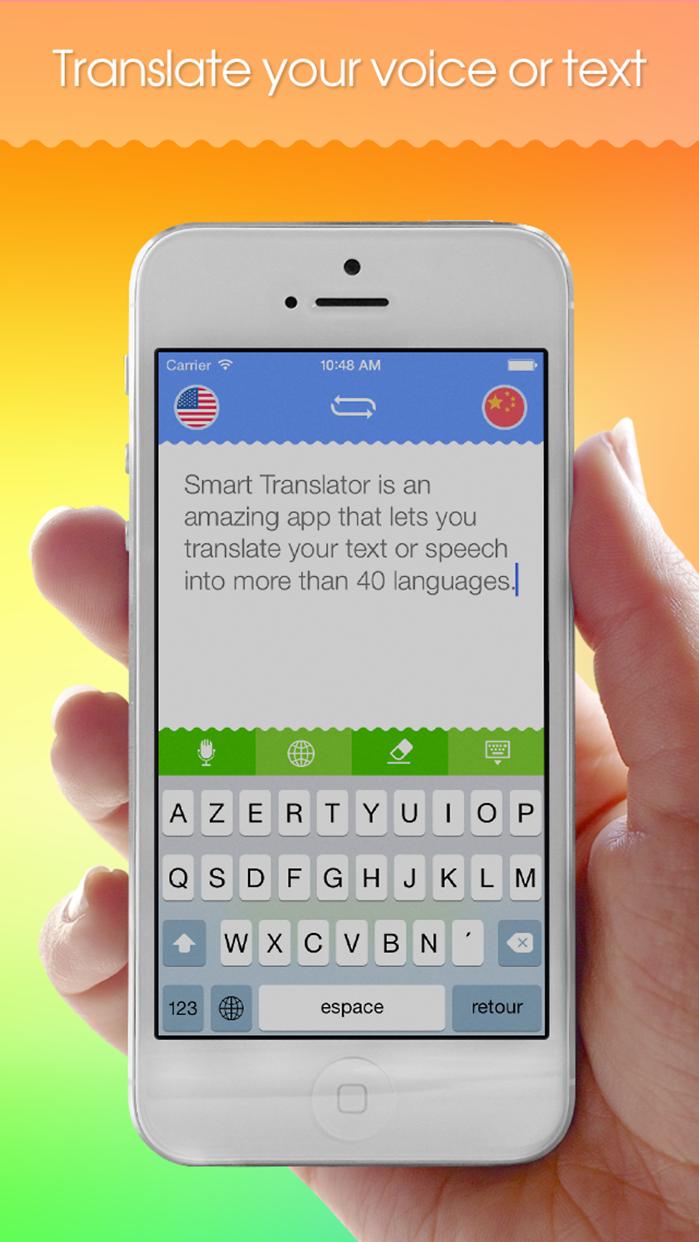 Smart Translator (Free)! Screenshot