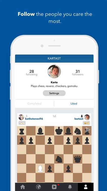 movess - social networks for board games screenshot-4