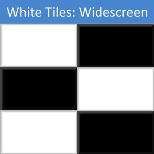 White Tiles: Widescreen