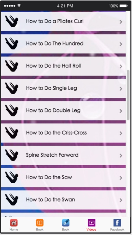 Pilates Workout - Learn Pilates Moves For A Flat Belly screenshot-0