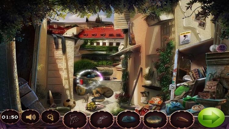 The Wicked Garden - A Spooky Hidden Object Game