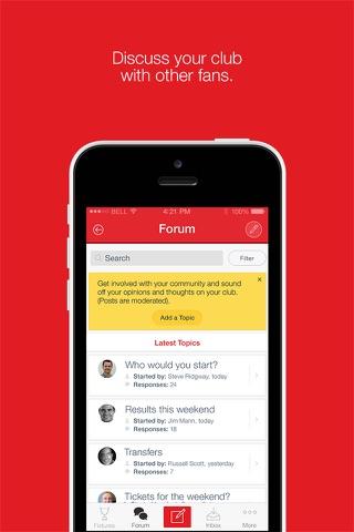 Fan App for Salford Red Devils - náhled