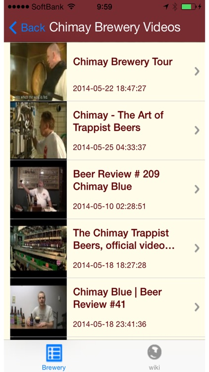 iBelgian Beer screenshot-2