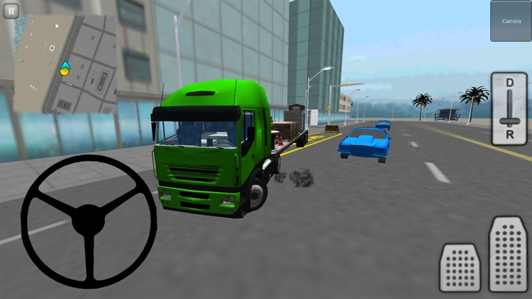 Truck Driver 3D: City screenshot-4