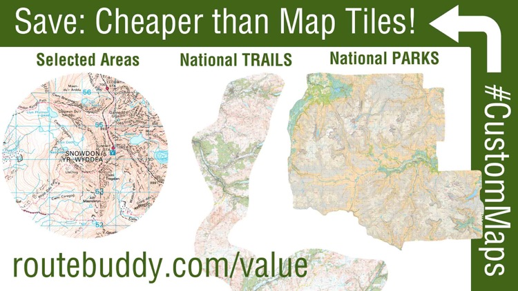 RouteBuddy Atlas - GPS Nav App for US and Worldwide Topo Maps