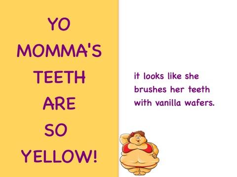 yo momma jokes by peter crumpton on apple books