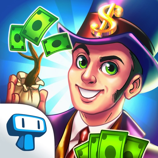 Money Tree City - Игра городе дерева денег