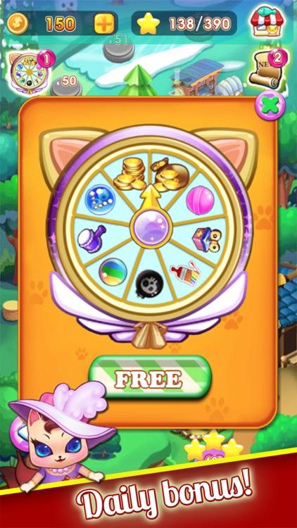 Bubble Pet - Bubble Shooter screenshot-4