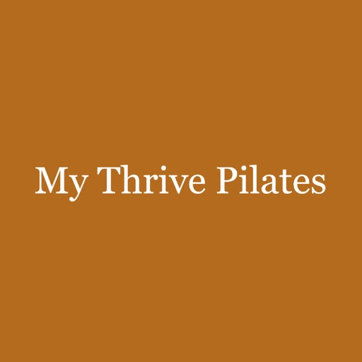 My Thrive Pilates