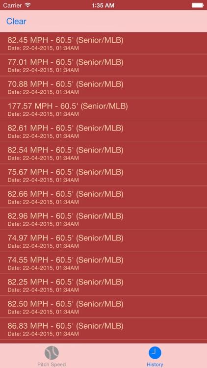 Pitch Speed Pro