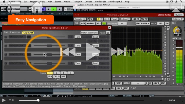 AV for Cubase 7 101 - Moving Forward with Cubase 7 screenshot-3