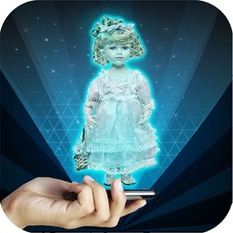 Hologram Doll 3D Simulator