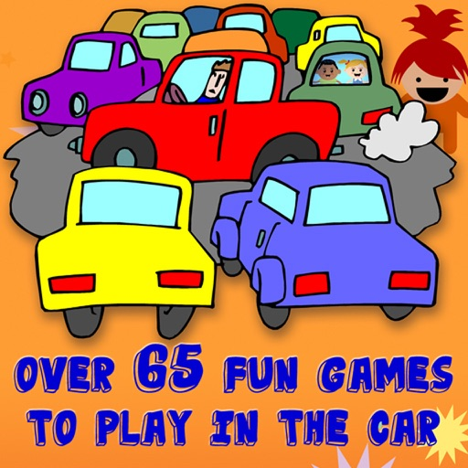 Fun Travel Games for Kids, Teenagers & All The Family! Journeys go faster - play in the Car, a Plane, on a Boat!