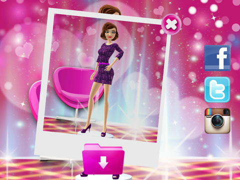 Style Girl Dress Up Game For Girls And Teens Fantasy Fashion Salon Beauty Makeover Studio App Price Drops