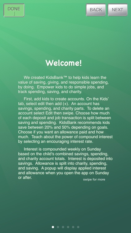 KidsBank screenshot-4