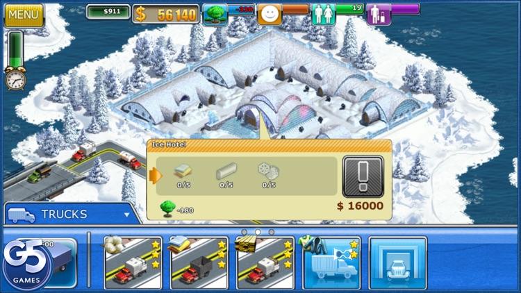 Virtual City 2: Paradise Resort screenshot-3