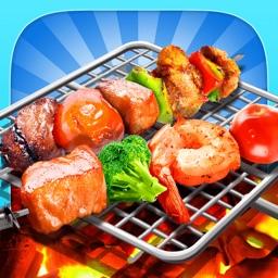 Summer BBQ - Farm Backyard Grill