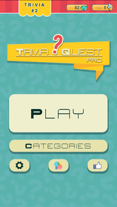 Trivia Quest™ Pro - ad free complete trivia encyclopedia på PC
