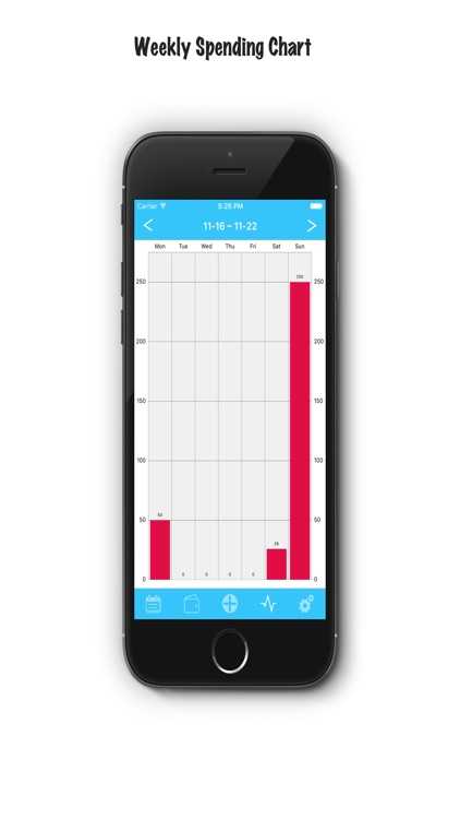 iSpent - The Easiest Spending Tracker Around screenshot-2