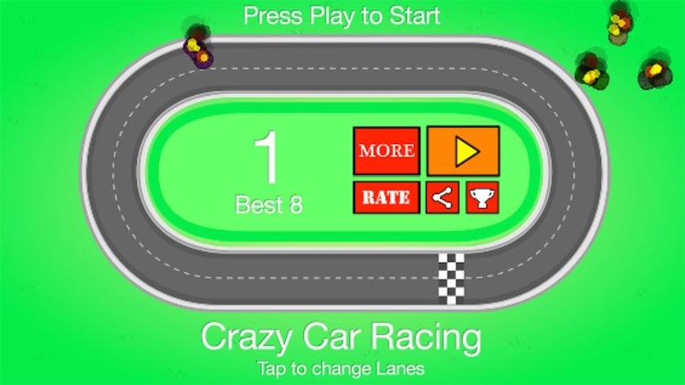 Wrong Way Racing Car, Crazy Car
