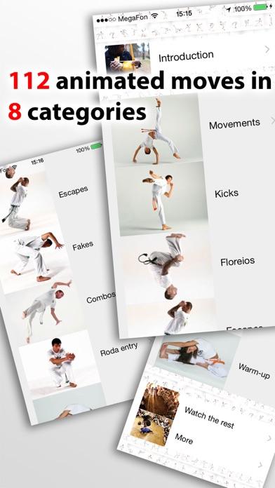 Beautiful Capoeira review screenshots