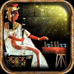 Ägyptisches Senet (Spiel des alten Ägypten - Die Lieblingsspiel des Pharao König Tutanchamun)