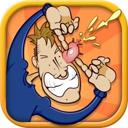 Popping Pimples Craze - Splat Zit Fast Challenge (Free)