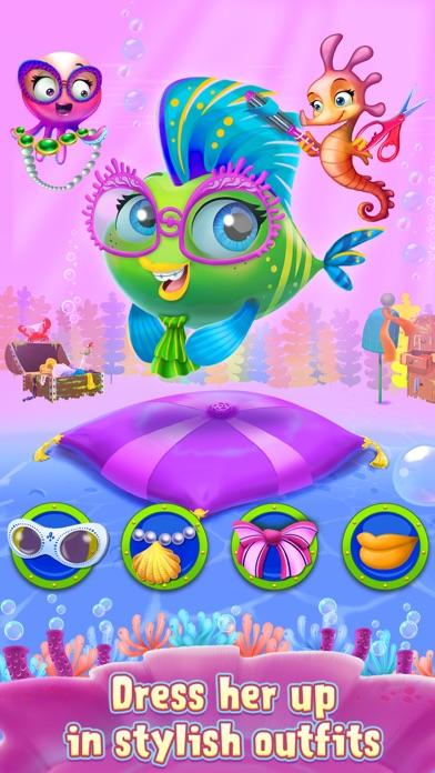 My Little Fish - Underwater Friend screenshot three