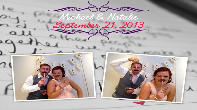 A Celebration Photo Booth - Wedding, Birthday and More Themes For A Special Day screenshot-3