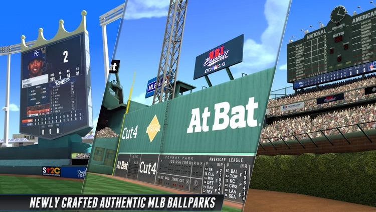 R.B.I. Baseball 15 screenshot-1