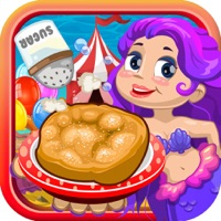 Codes for Mermaid Fair Food Maker Dash - fun salon cooking & star chef world games for girl kids! Hack