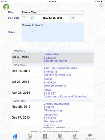foto de Trip Book - Travel Planner and Organizer | App Price Drops
