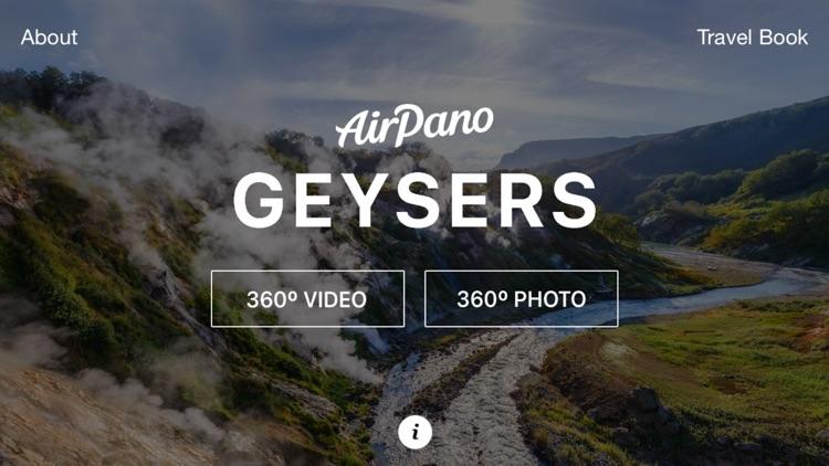 Geysers 360°