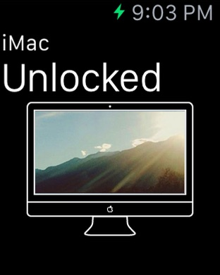 Knock – unlock your Mac without a password using your iPhone and Apple Watch Screenshot