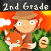 Animal Second Grade Math Games for Kids in First, Second and Third Grade Premium