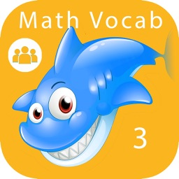 Math Vocab 3: Fun Learning Game for Improved Math Comprehension: School Edition
