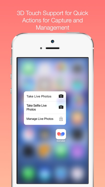 LiveMaker - for Live Photos and iOS 9 screenshot-4