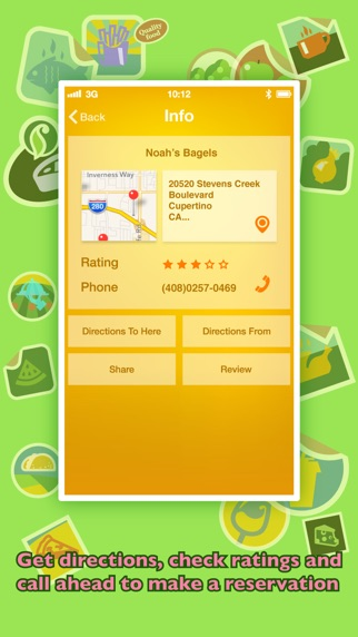 Screenshot for Where To Eat? PRO - Find restaurants using GPS. in Australia App Store