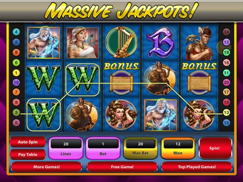 Spiele Olympus Challenge - Video Slots Online