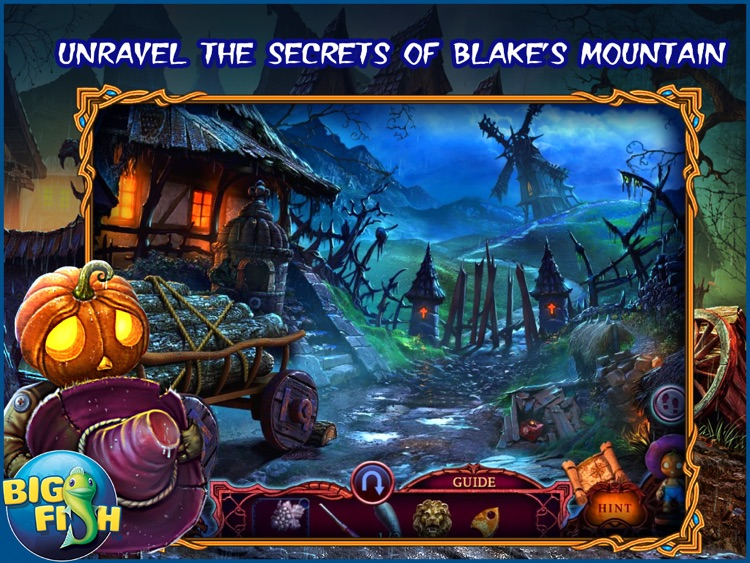 League of Light: Wicked Harvest HD - A Spooky Hidden Object Game (Full) screenshot-0