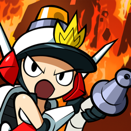 Ícone do app Mighty Switch Force! Hose It Down!