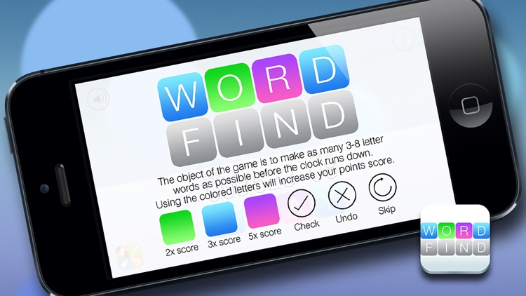 Word Find FREE - Use the colors and beat the clock screenshot-4